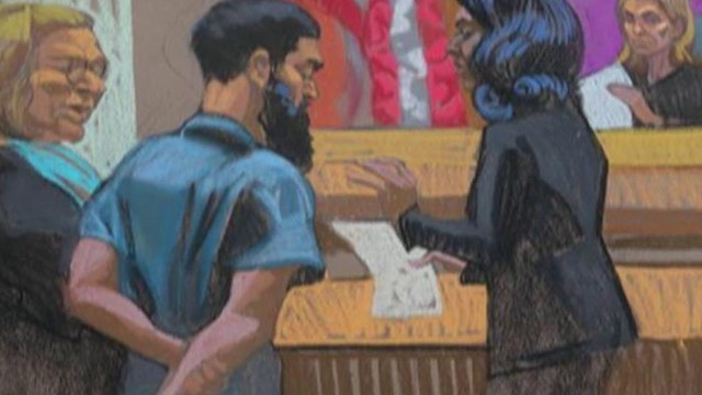 NYC man accused of trying to join ISIS