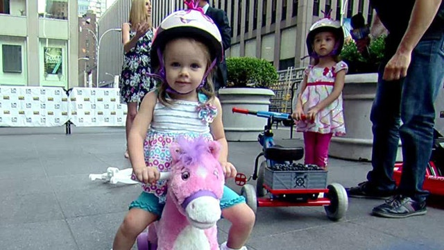 Fox Flash: Tykes and Trikes