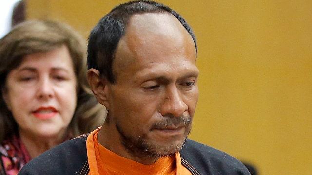 Francisco Sanchez makes court appearance in pier shooting