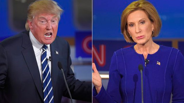 Double standard over Trump's remarks about Fiorina's looks?