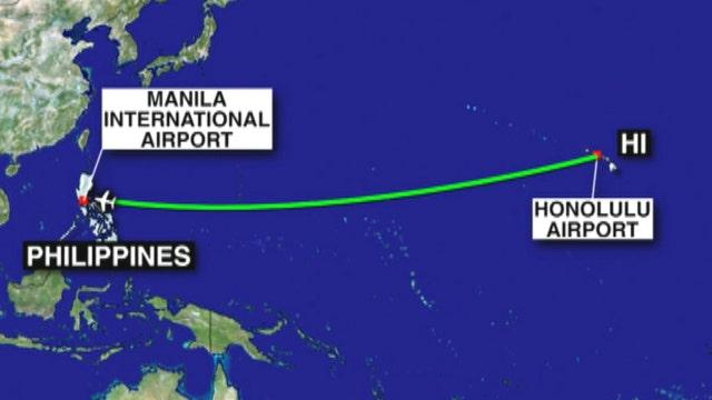 15 injured after turbulence on Hawaii-Philippines flight