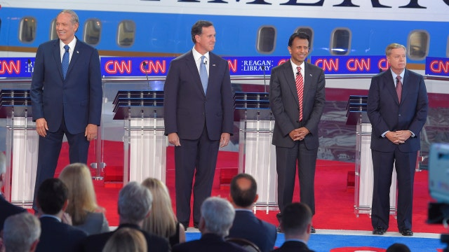 Big money flowing to Republican presidential candidates