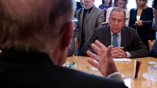 US, Russia officials discuss deconfliction in Syria