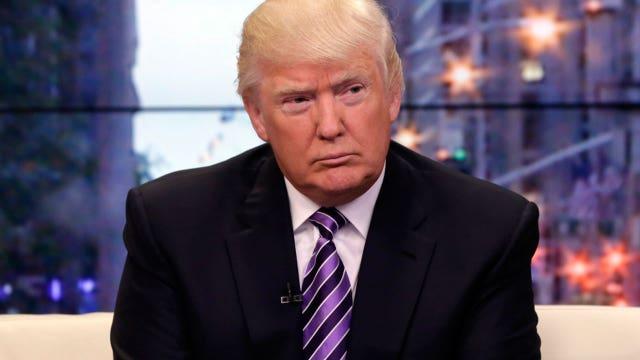 Did Trump mishandle anti-Muslim questioner?