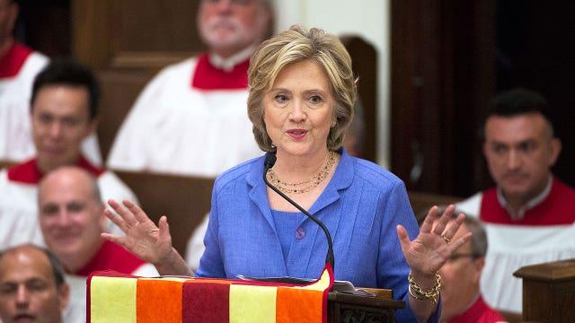 Hillary Clinton's record