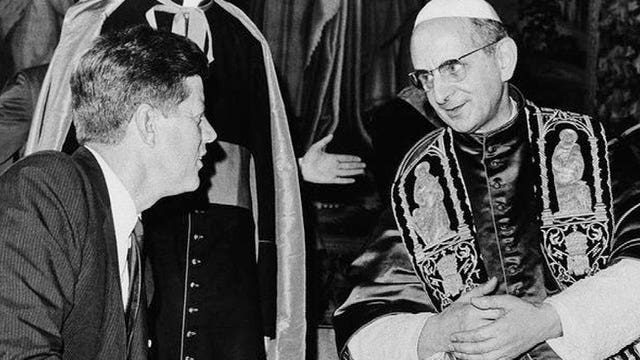 A look at the history of papal meetings with US presidents
