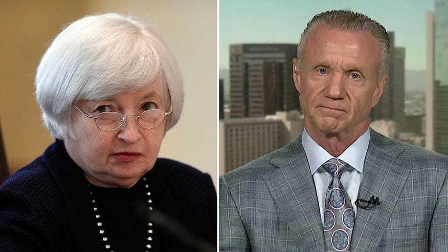 Says Federal Reserve chief brought 'horrible uncertainty' to the market