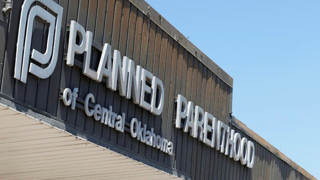 GOP bill to defund Planned Parenthood passes in the House