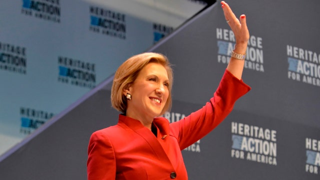 New poll shows Carly Fiorina leading Trump in New Hampshire