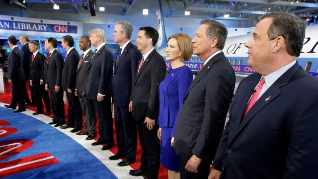 Which GOP candidate can win the Latino vote?