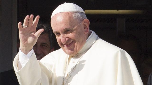 Behind the scenes of Pope Francis' US visit