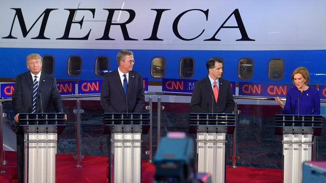 Did Trump's rivals put a dent in his frontrunner status?