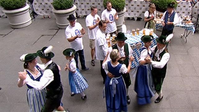 After the Show Show: Oktoberfest
