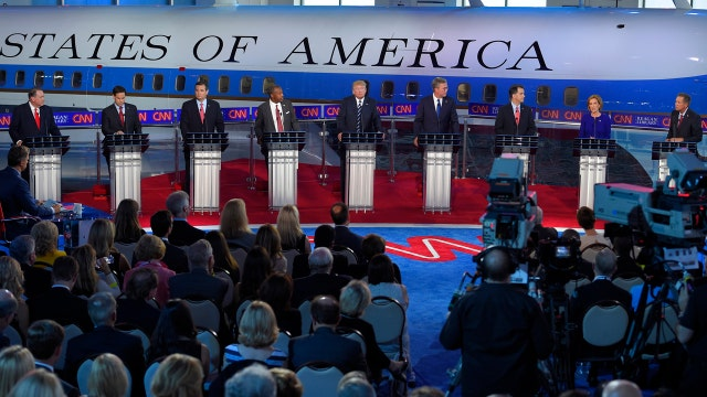 Was CNN debate out of control?