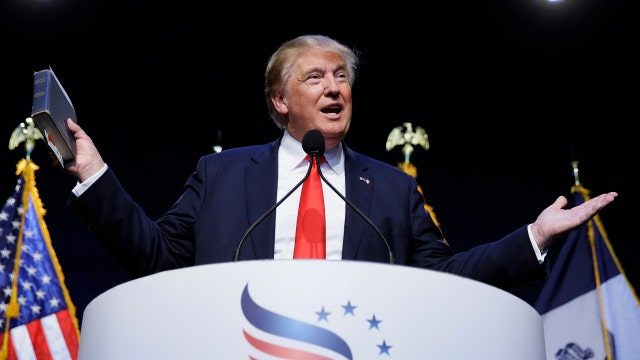 Donald Trump defends his remarks about Muslims