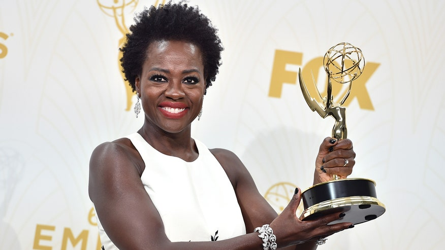 Emmy-nominated actress discusses possibility of historic win on the red carpet