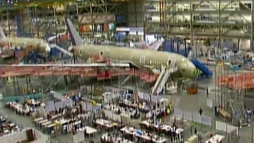 Boeing warns it could send American jobs overseas.