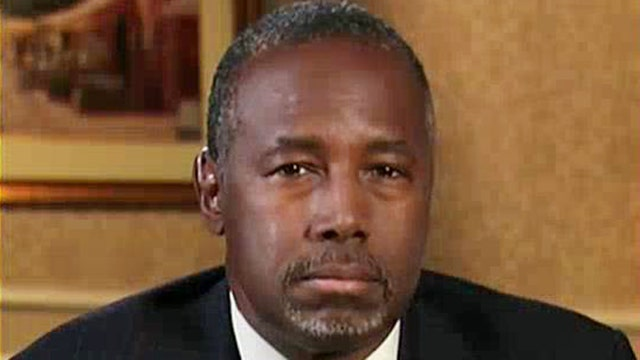 Ben Carson reacts to fallout over Muslim president comments