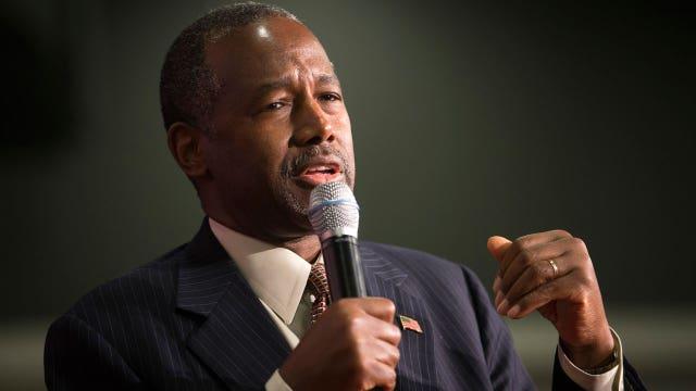 Carson's Muslim remarks spark debate over faith and politics