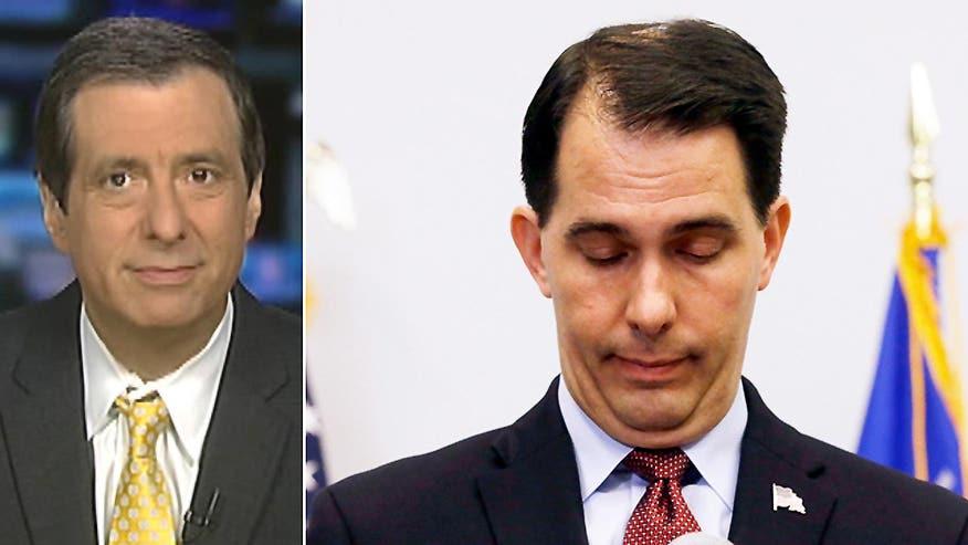 'Media Buzz' host says media misjudged Walker's candidacy