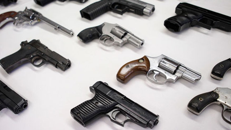 Says campus gun ban is unconstitutional