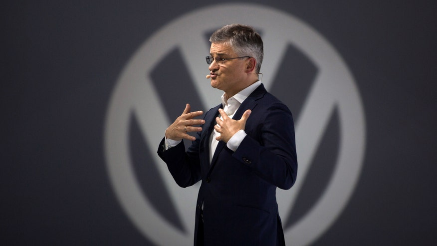 Volkswagen US Chief Executive admits 'We totally screwed up'