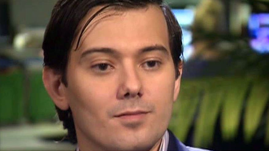 Martin Shkreli says 5,500% increase 'not excessive at all'