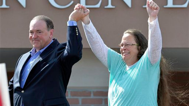 Exclusive: Kim Davis responds to her supporters and critics