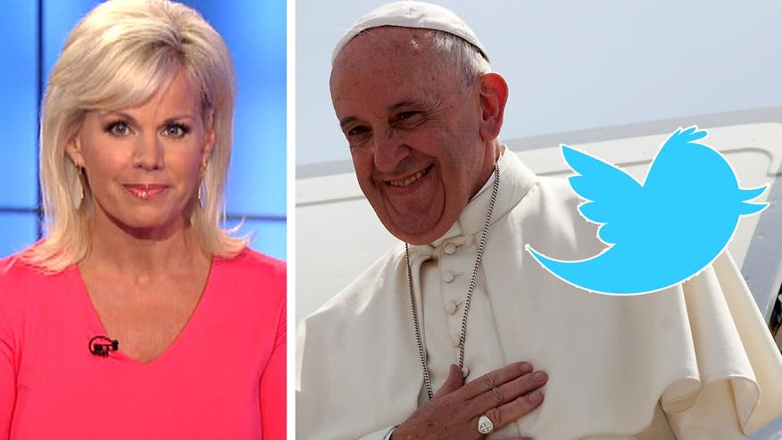 Pontiff takes advantage of social media