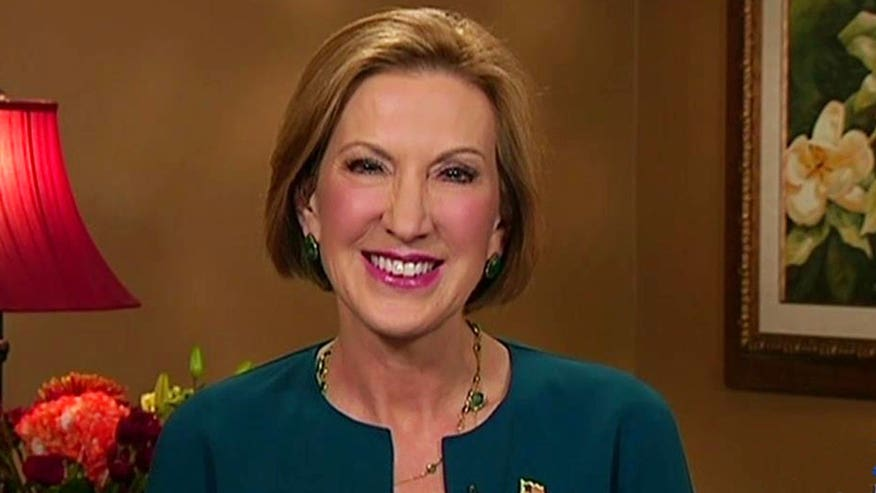 GOP Presidential hopeful joins 'The O'Reilly Factor' to discuss some Democrats trying to besmirch her record as CEO of Hewlett-Packard