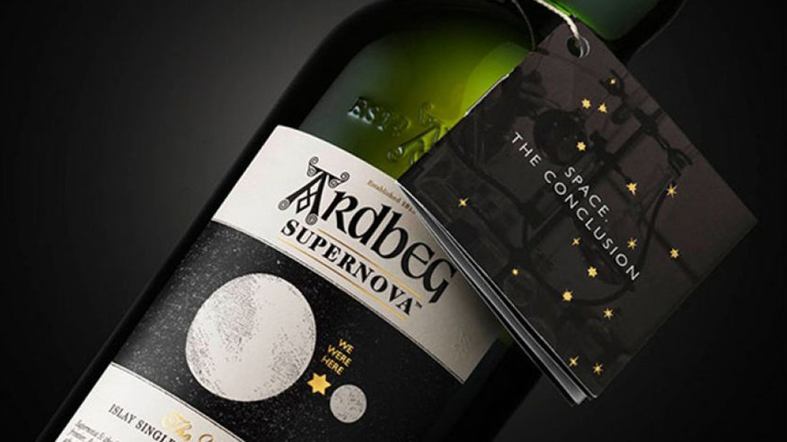 Ardbeg Whisky's Dr. Bill Lumsden on why booze aged in space taste different