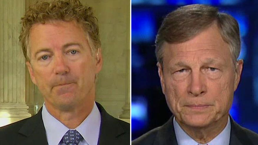 Should the U.S. accept Syrian refugees?; Lawmaker and congressman react on 'Hannity'