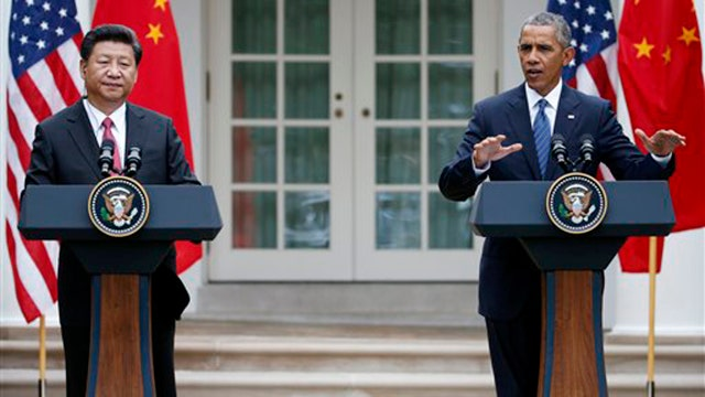 Obama continues accelerating US relationship with China