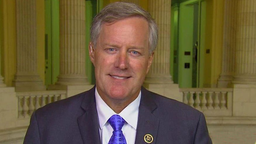 Republican Rep. Mark Meadows weighs in