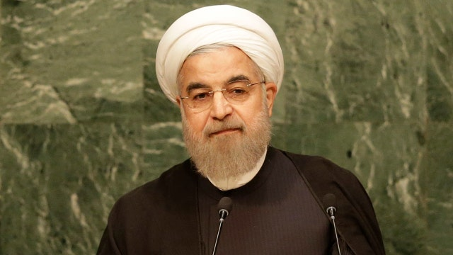 Iran's president to address the UN General assembly