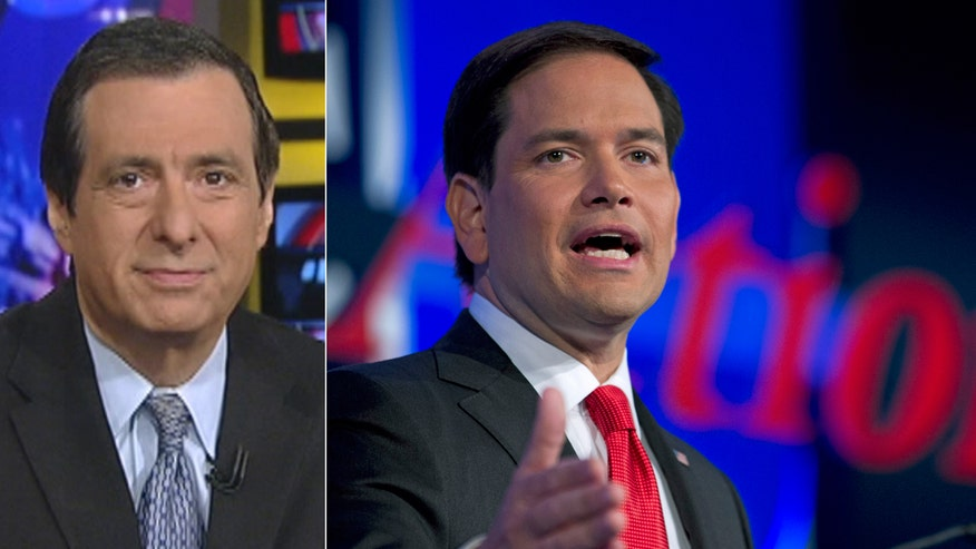 'Media Buzz' host weighs in on Marco Rubio's presidential campaign