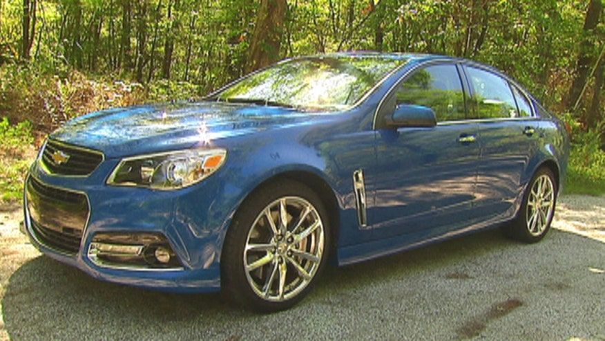 The 2015 Chevrolet SS is a unique car that Gary Gastelu says could soon be extinct.