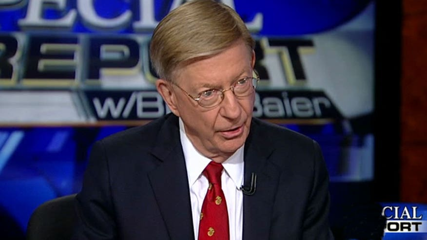George Will talked about the difference between Putin and Obama's strategy on the Syrian conflict.