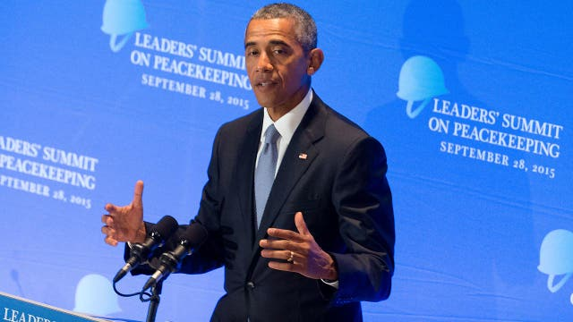 President Obama attempts to save face on Syrian conflict