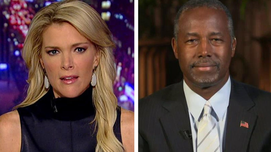 Presidential candidate slams accusations on 'The Kelly File'