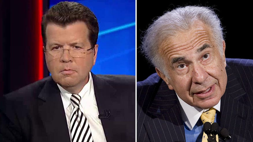 Billionaire investor speaks his mind on 'Your World with Neil Cavuto'
