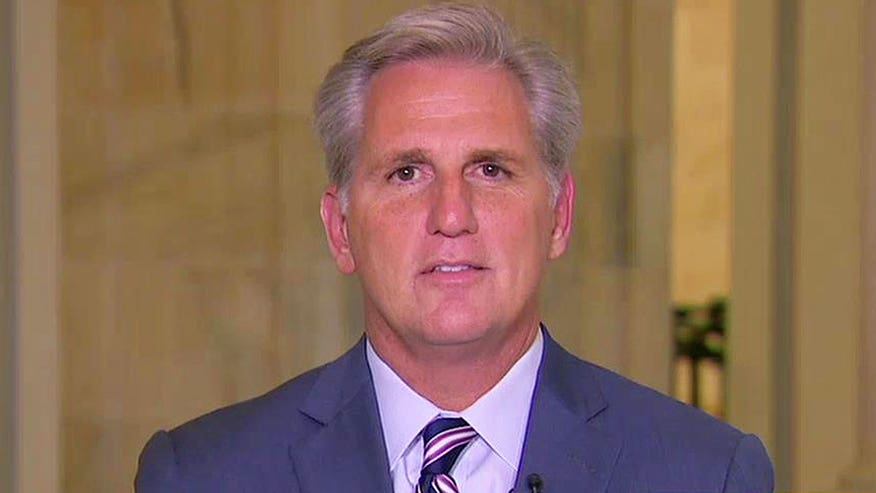 Why every Republican should have a voice; House Majority Leader speaks out on 'Hannity'