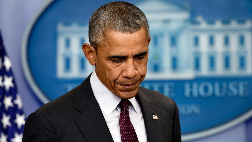 President makes statement on Oregon shooting, calls for 'common sense' gun laws