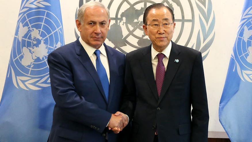 Former Israeli Ambassador to the UN Dore Gold goes 'On the Record' on Benjamin Netanyahu strong address to the UNGA over dangers of the Iran deal and silence over the repeated threats made to Israel