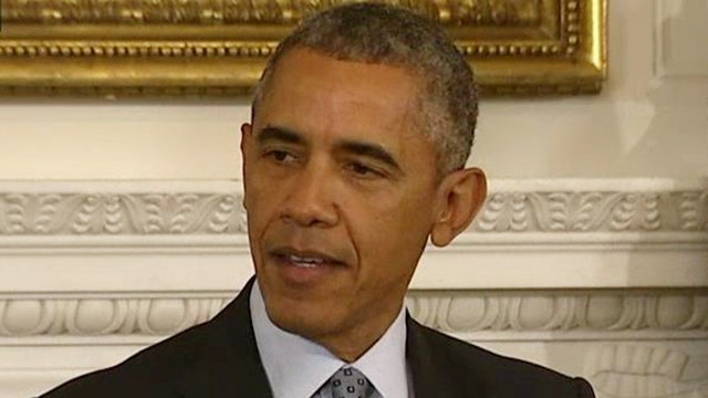 Obama: World not fooled by Putin's strategy in Syria