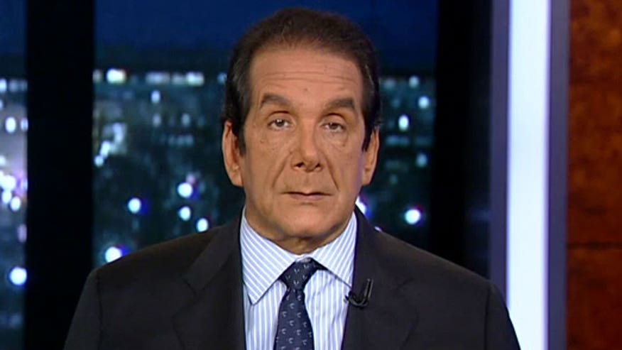 "rauthammer: Putin is the ""luckiest Russian"""