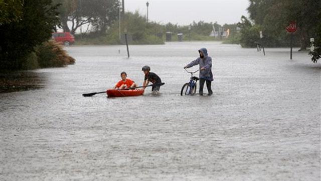 Obama declares state of emergency in South Carolina