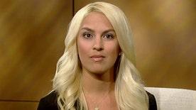 School shooting hero reads from her book, 'Choosing Hope,' on 'Fox & Friends'