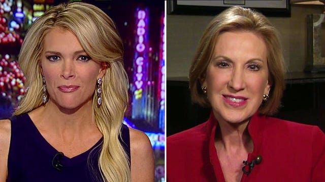 Fiorina: A lot of liberals find me scary right now