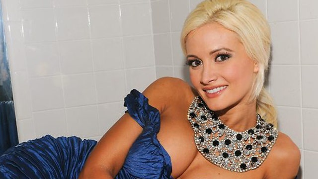 Holly Madison Nude Video